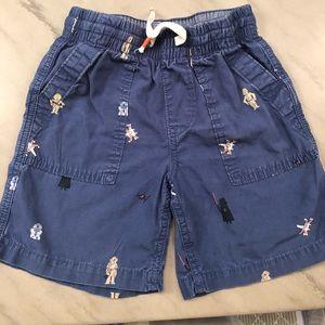 Gap x Star Wars shorts